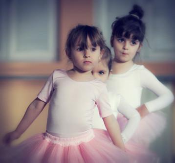 Малки балерини