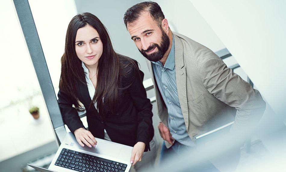 бизнес портрети